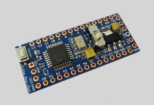 Arduino pro mini enhansed